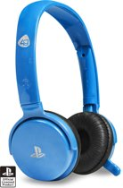 4Gamers CP-01BLU Stereo Gaming Headset (Blauw) PS3