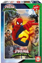Educa Ultimate Spider-Man - 500 stukjes