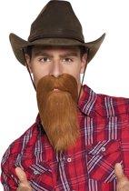 12 stuks: Baard Cowboy