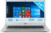 HKC 14-NTW  - 14 inch Laptop Full HD IPS scherm
