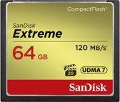 Sandisk CompactFlash Extreme 64GB (120/85)