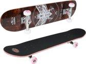 HUDORA Skateboard Brooklyn ABEC 7