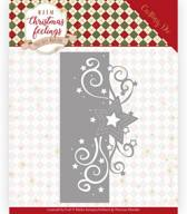 Dies - Precious Marieke - Warm Christmas Feelings - Swirl Star Edge Precious Marieke