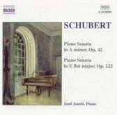 Schubert: Piano Sonatas D 845 & D 568 / Jeno Jando