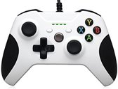Gaming Controller Wired Wit voor Xbox One