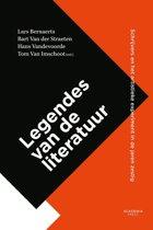 Omslag van 'Legendes van de literatuur'