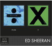 CD cover van 2Cd Boxset (Divide / X) van Ed Sheeran
