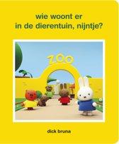 Wie woont er in de dierentuin Nijntje?