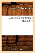 Code de la Martinique ( d.1767)