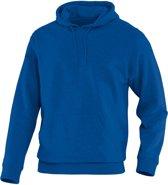 Jako Team Sweater met Kap - Sweaters  - blauw kobalt - L