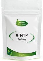 5HTP 200 mg  capsules - Extra Sterk - supplement