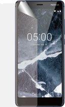 Azuri duo screen protector - Ultra Clear - voor Nokia 5 (2018)