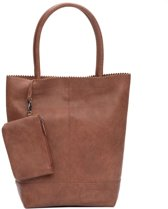 Zebra Trends Natural Bag shopper camel