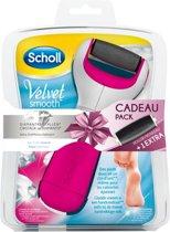 Scholl Velvet Smooth voetvijl - Geschenkset