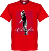 Jamie Carragher Legend T-Shirt - XS