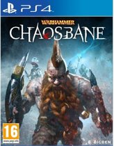 Warhammer ChaosBane Game PS4