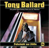 Tony Ballard 4: Fahrstuhl Zur Holle