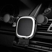 TKSTAR Auto Luchtuitlaat Zwaartekracht Telefoon Houder Siliconen Antislippad Ventilatierooster Ventilator Universeel Voor iPhone Samsung Xiaomi Huawei