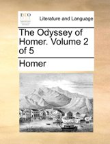 The Odyssey of Homer. Volume 2 of 5