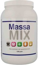 Vitaminstore - MassaMix aardbei - 1200 gram - Weight Gainer