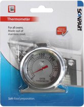 oven thermometer roestvrij staal