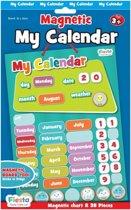 Fiesta Crafts Magnetic Small My Calendar
