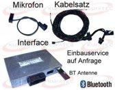 Bluetooth Handsfree - Retrofit - Audi TT 8J - Bluetooth Only