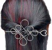Haarversiering- Metaal