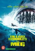 DVD cover van The Meg
