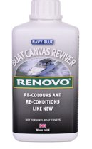 Boat Canvas Reviver Navy Blue- Boot Canvas verzorging RENOVO 500ml