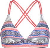 Protest MM SUPERBIRD 19 Triangle Bikini Top Dames - Seashell - Maat XL/42