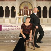 Dvorak; Biblische Lieder Op. 99