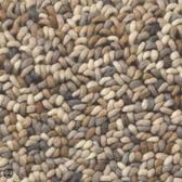 Wollen Vloerkleed Stone 18801 200x300 - Grijs/Bruin