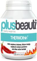 PlusBeauti ThermoThin - 72 capsules - Voedingssupplement