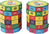 Educational Numeral Magic Cube / Mathematical Voormular Cube voor Children (2pcs in one packaging, the price is voor 2pcs)