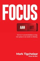 Boek cover Focus Aan/Uit van Mark Tigchelaar (Paperback)