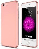 Shieldcase Ultra thin iPhone 6 / 6s case (roze) + gratis glazen Screenprotector