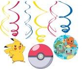 12 stuks Pokemon Swirl slingers ®Pippashop