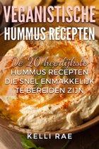 Veganistische hummus recepten: De 20 heerlijkste hummus recepten die snel en makkelijk te bereiden zijn