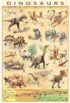 Dinosaurs - Maxi Poster