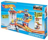 Hot Wheels Speedtropolis Garage