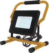 V-tac VT-4250 LED werkverlichting / bouwlamp - 50 W - 4250 Lumen - Zwart / geel