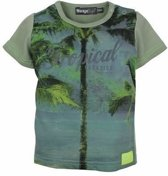 Dirkje Shirt Paradise dusty green maat 80