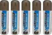 Aanstekergas | Aanstekervulling | Aansteker gas | Butaangas | Navulling |5 stuks