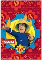 8 lootbags Fireman Sam 2017