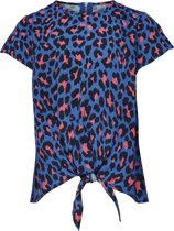 KIDS ONLY T-shirt - Princess Blue - Maat 128