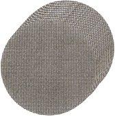 Silverline Klittenband gaas schuurschijven, 150 mm, 10 Stuks 4 x 40, 4 x 80, 2 x 120 korrelgrofte