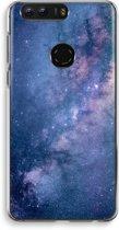Honor 8 Transparant Hoesje (Soft) - Nebula