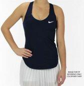 Nike Pure Sporttop - Maat S  - Vrouwen - zwart/wit