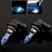 HOD 9006 halogeenlamp, super witte autokoplamplamp, 12 V / 100W, 6000K 2400 LM (paar)